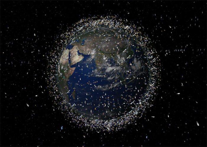 Как выглядит земля из космоса (5 фото)