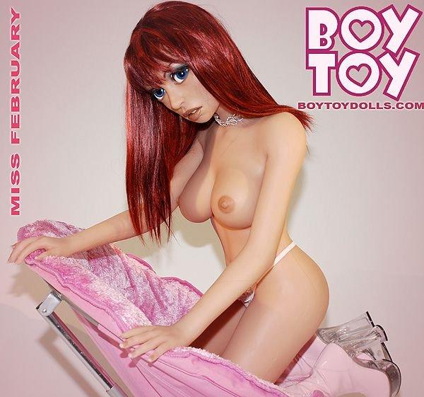 Элитные секс-куклы (41 фото)