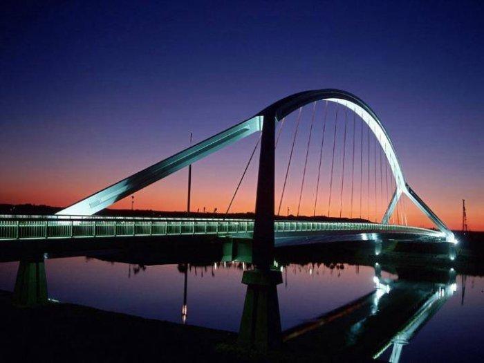 Фотографии мостов (15 фото)