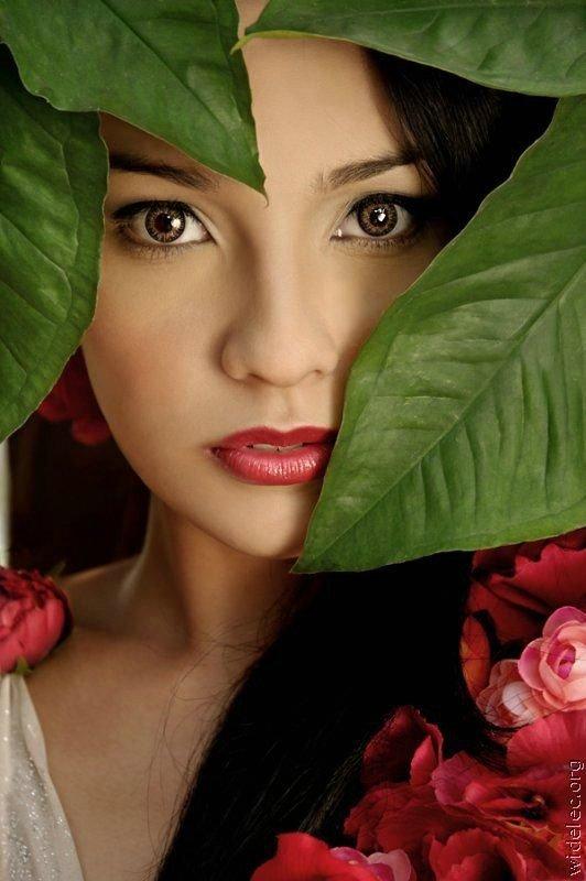 Фотографии красивых девушек (40 фото)