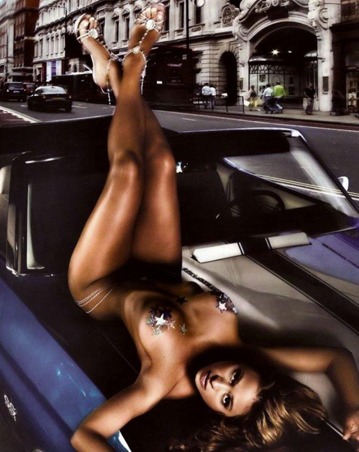 Подборка суперсексуальных моделей (20 фото)