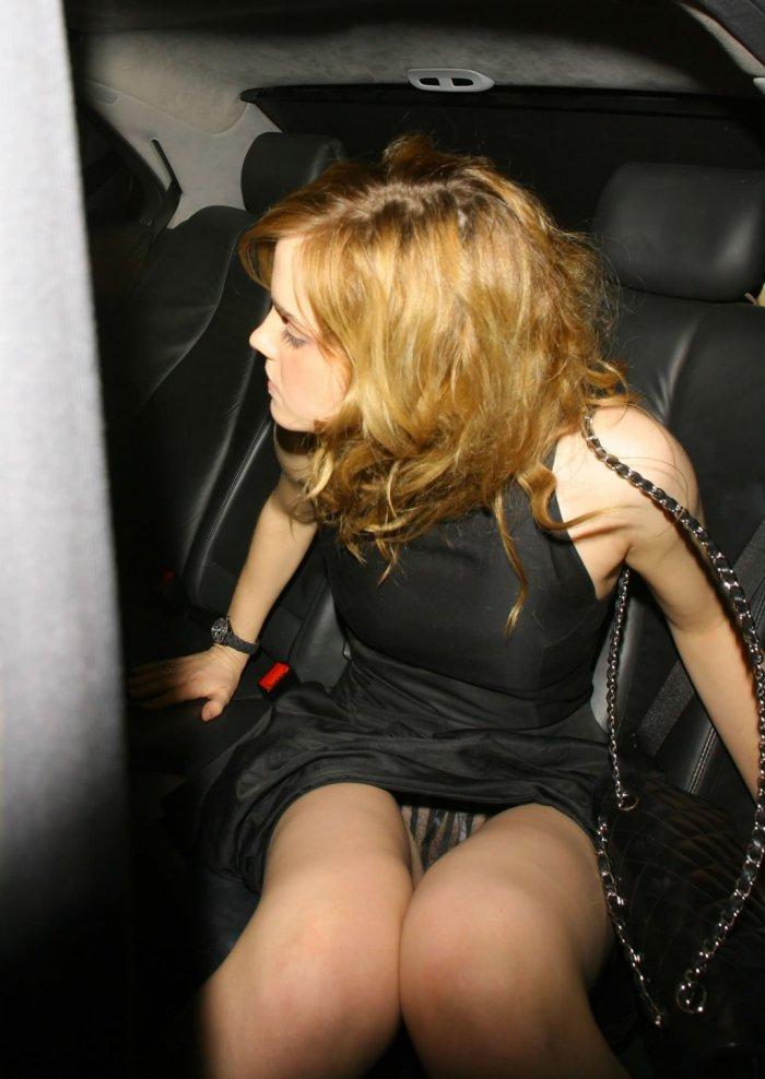 Эмма Уотсон засветилась (9 фото)