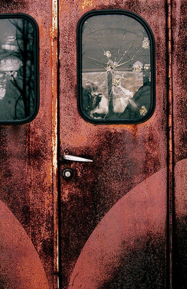 Город-прообраз Silent Hill (54 фото)