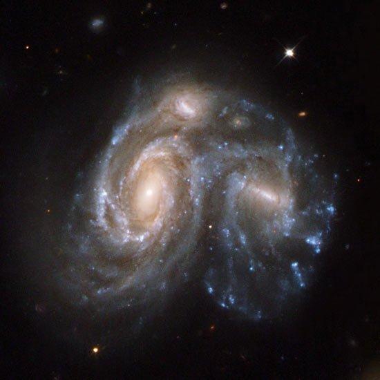 Фотографии космоса с телескопа Хаббл (20 фото)