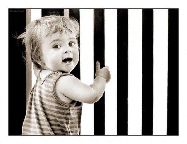 Прикольные детишки (12 фото)