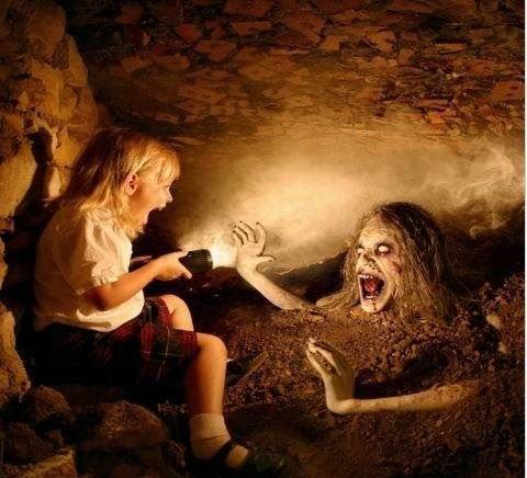 Детские кошмары (15 фото)