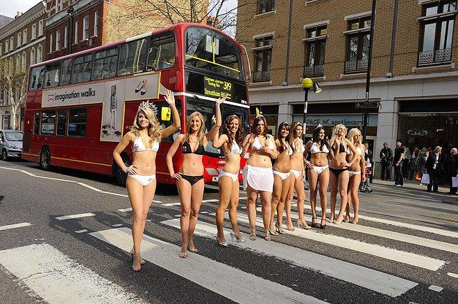 Конкурс красоты Мисс Англия 2008 (6 фото)