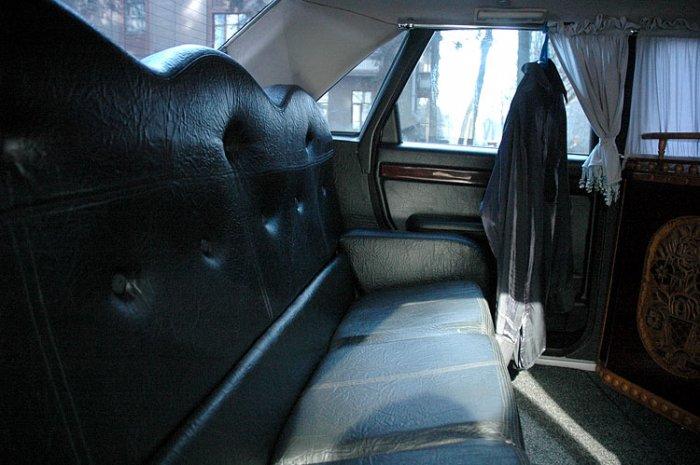 Самодельный лимузин (7 фото)