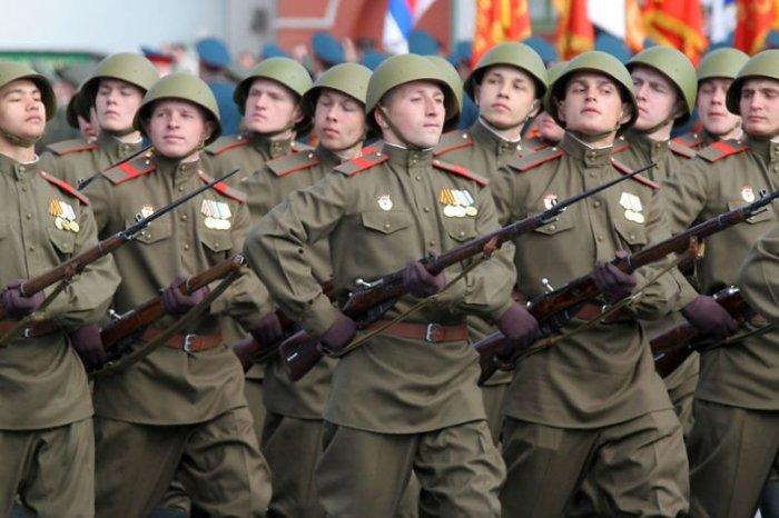 Парад Победы 9 мая! (54 фото)
