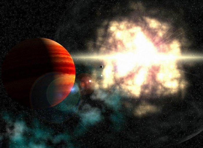 Фантастический космос! (15 фото)