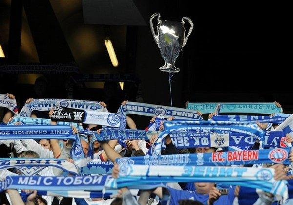 Зенит выиграл финал кубка УЕФА!!! (16 фото)