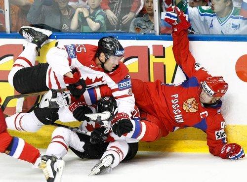 Россия - чемпион мира по хоккею!!! (15 фото)