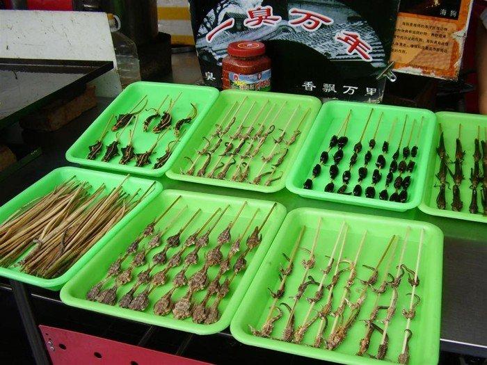 Китайские вкусности! (10 фото)