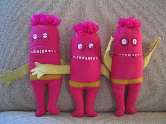 Стремные куклы (27 фото)