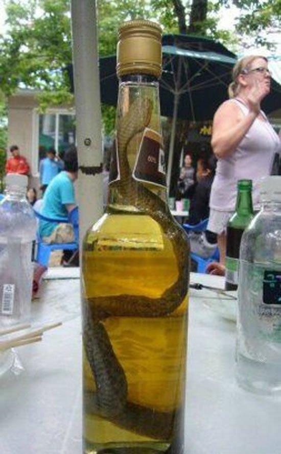 Необычное спиртное! (7 фото)