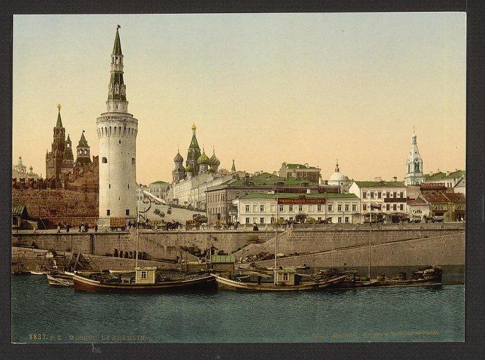 Москва конца 19-го века (13 фото)