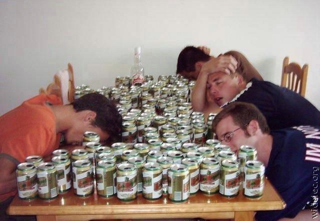 Пьяные люди (30 фото)