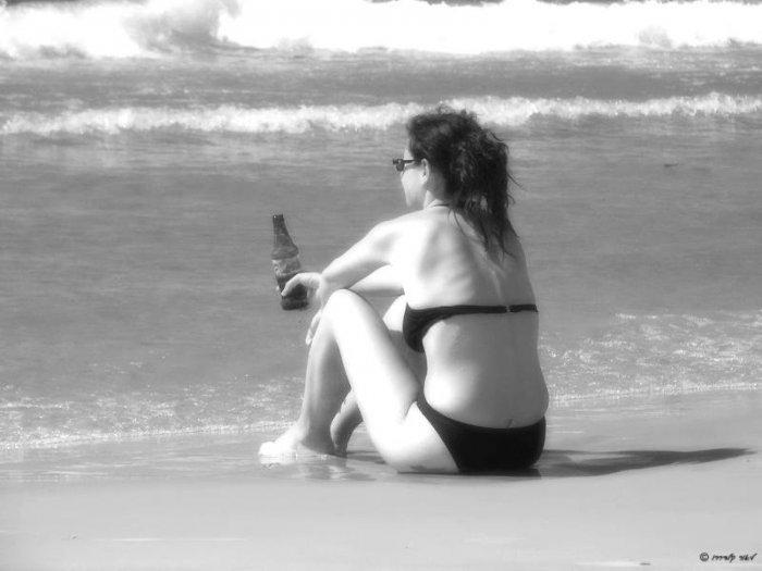 Подборка пляжных девушек! (80 фото)