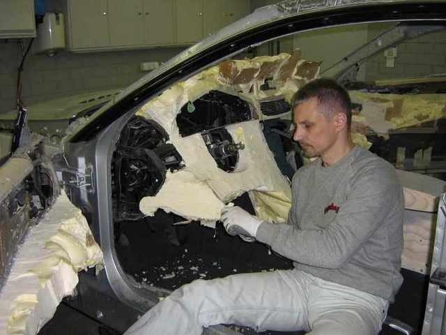 Как из останков от авто сделать новую машину (44 фото)