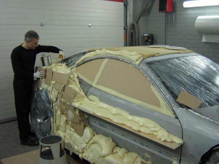 Что можно сделать с автомобилем своими руками