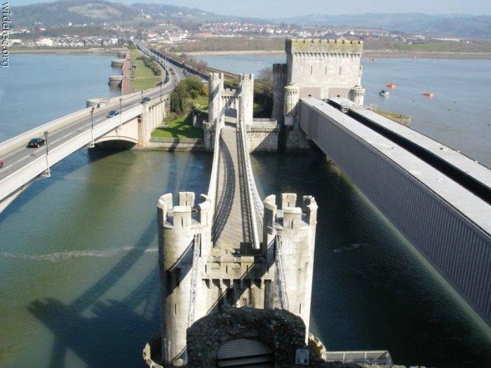 Красивые фотографии мостов (26 фото)