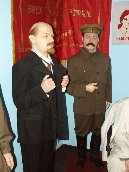 Музей восковых фигур на Украине (16 фото)
