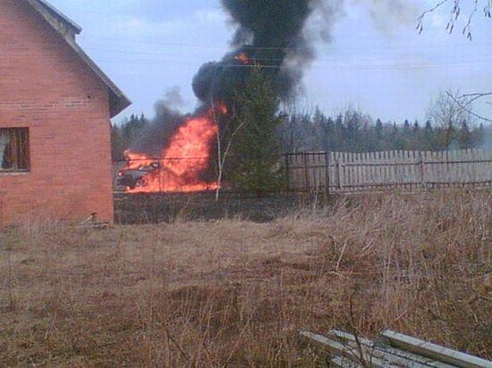 Пожарили шашлык... (4 фото+текст)