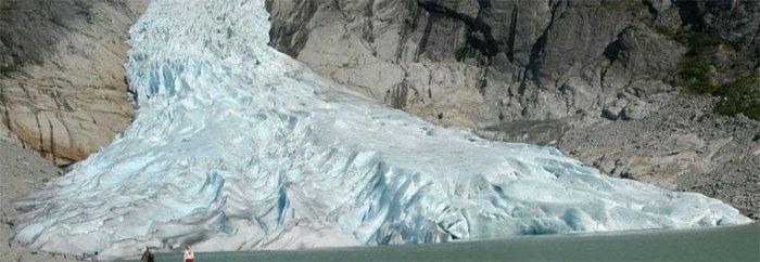 Глобальное потепление в картинках (8 фото)