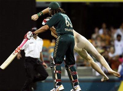 Спортивные фанаты (11 фото)