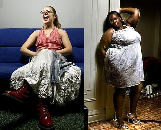 Что объединяет этих девушек? (9 фото)