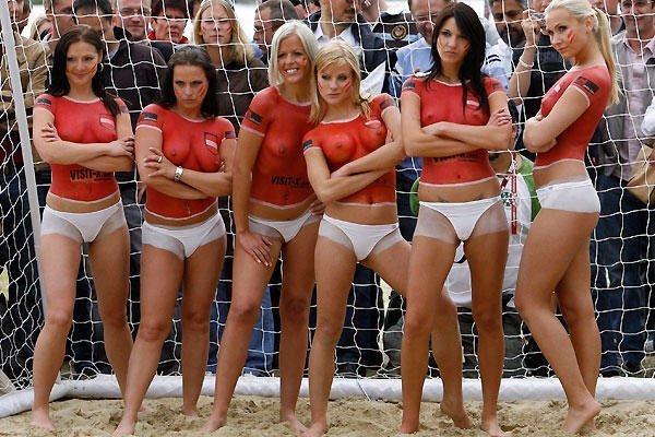 Альтернативный чемпионат Европы по футблоу:-) (21 фото)