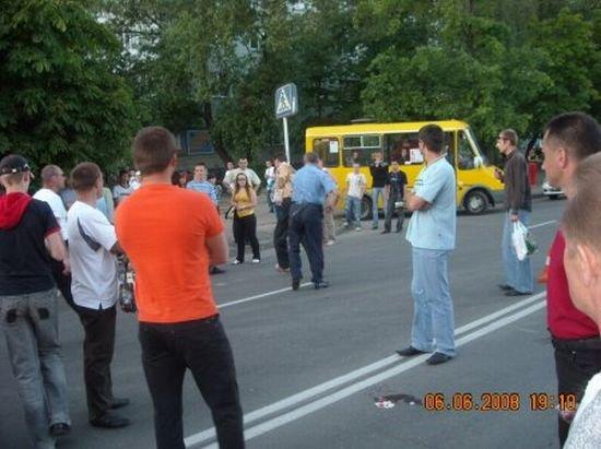 Подробно про беспредел в Житомире (30 фото)