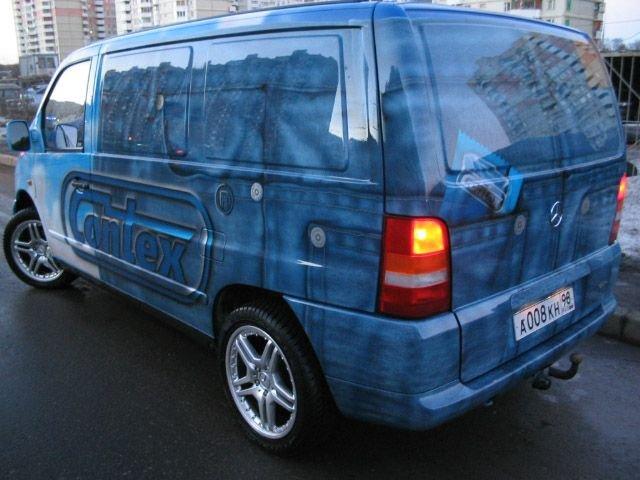 Классный фургончик! (8 фото)