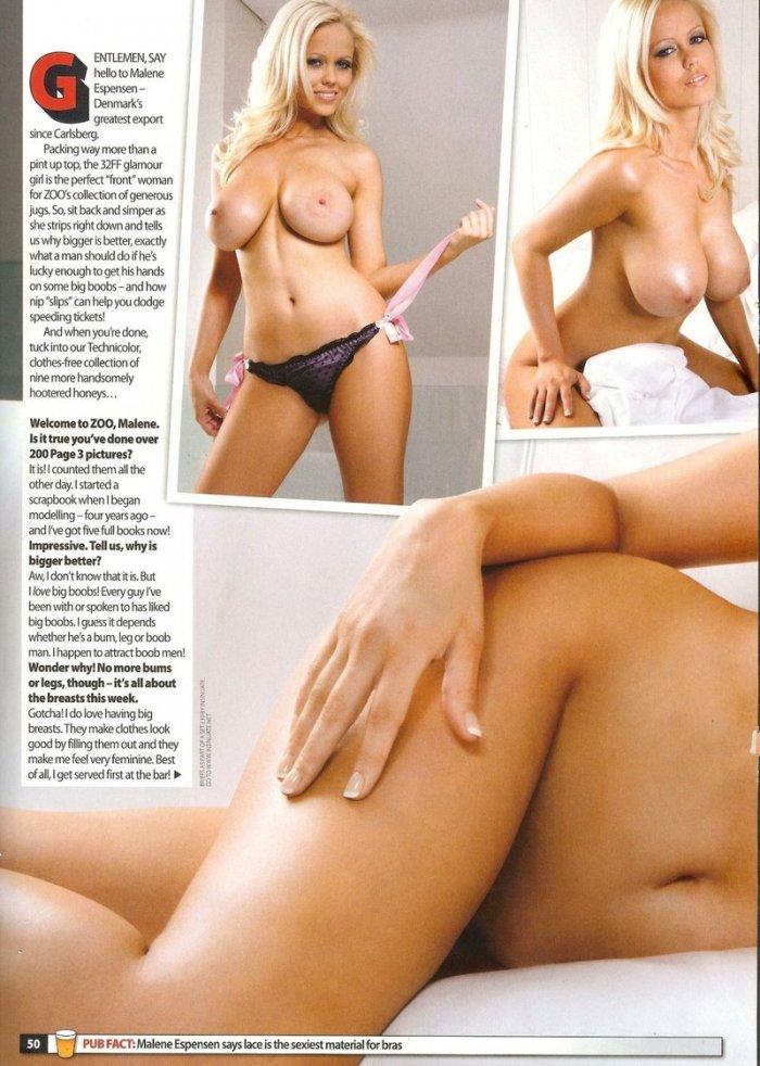 Девушки с большими грудями (15 фото)