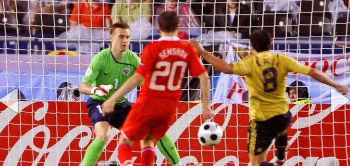 Россия - Испания 0:3 (33 фото)