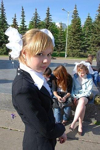 Выпускной 2008 (45 фото)