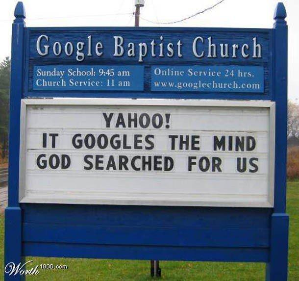 Если бы миром правил гугл (19 фото)