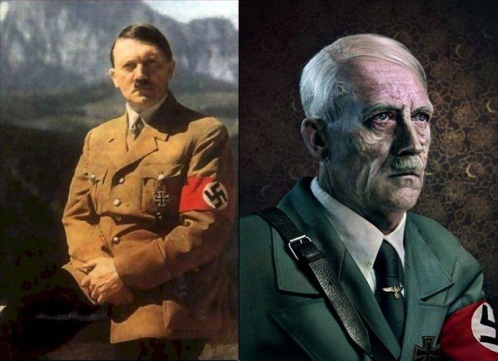 Если бы они дожили до старости (3 фото)