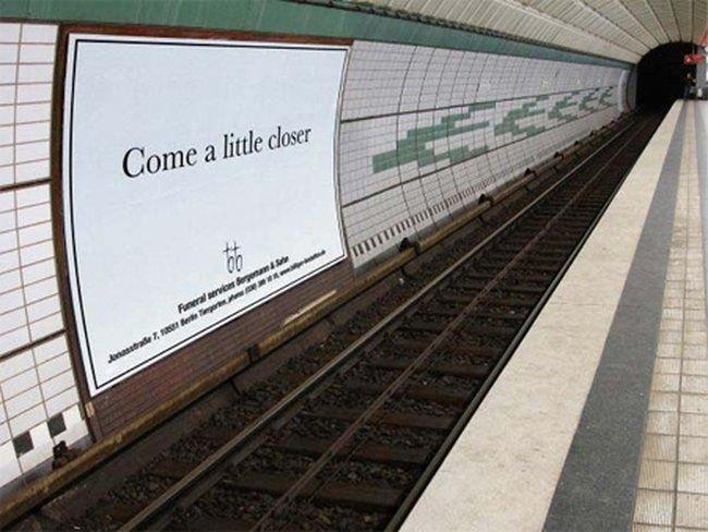 Креативная реклама (23 фото)