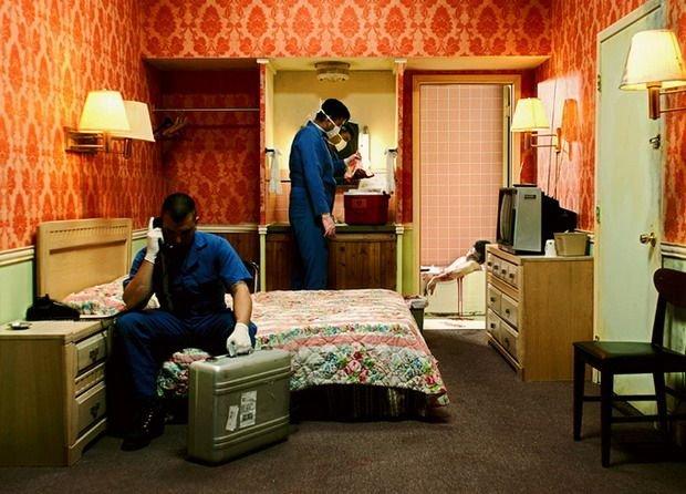 В одном номере отеля (11 фото)