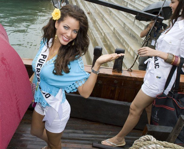 Miss Universe 2008. gallery.