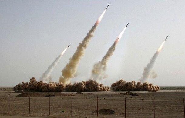 Как Иран пугает мир фотошопом:-) (5 фото)