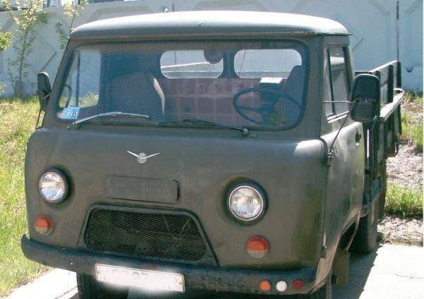 Что не так с этой машиной? (4 фото)