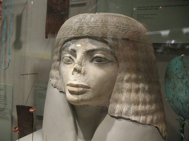 СЕНСАЦИЯ!!! Фараон Имхотеп восстал из мертвых! (2 фото)