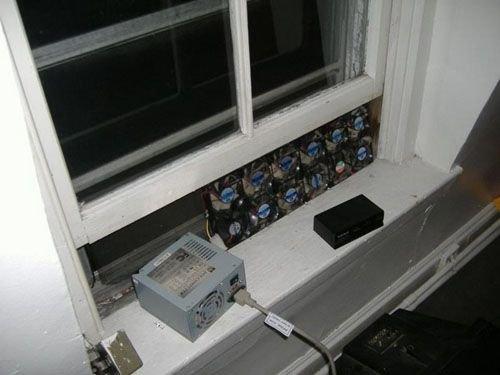 Как охладить компьютер подручными средствами (15 фото)