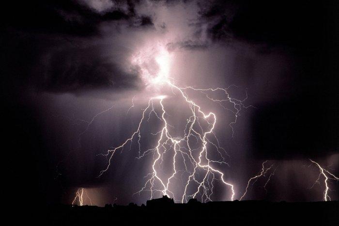 Молнии. Красивая сила природы (15 фото)