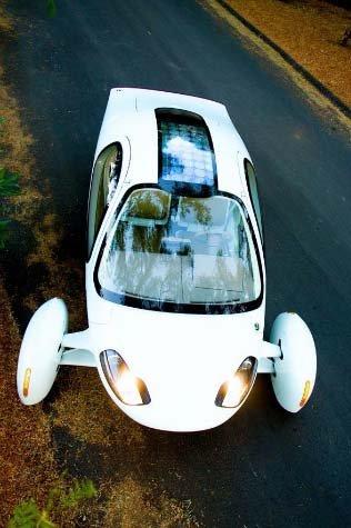 Автомобиль будущего (11 фото)