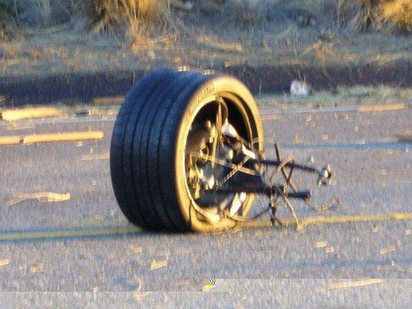 Страшная авария (11 фото)