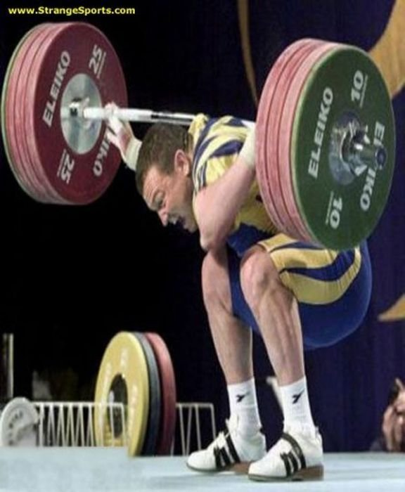 Жесть в спорте (13 фото)