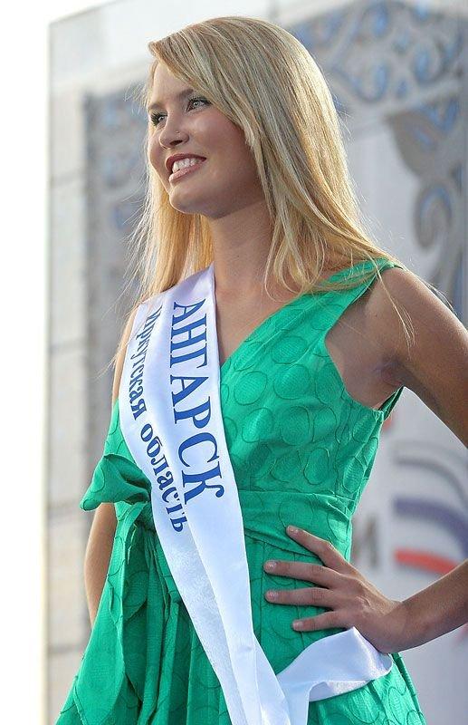 Краса России 2008 (99 фото)